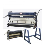 "52"" Heavy Duty Combination 3 in 1 Sheet Metal Brake andPress  Machine 