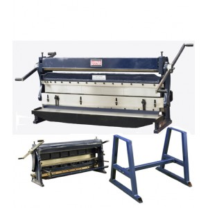 "52"" Combination 3 in 1 Sheet Metal Machine - Brake and Press 